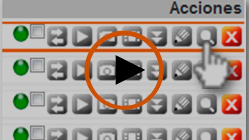 Cómo ampliar la información de un portafolio con mas fotos y textos